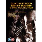 Clint Eastwood: Dirty Harry collection (DVD 2013)