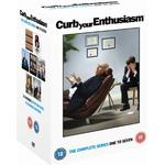 Curb your enthusiasm Filmer Curb your enthusiasm - Season 1-7 (15-disc)