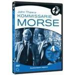 Kommissarie Morse 28-31 (DVD)