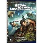 Jordens arbetare Filmer Resan Till Jordens Medelpunkt 3 D (DVD)