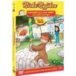 Nicke Nyfiken 5 Nicke Nyfiken Använder Alla Sina Sinnen (DVD)