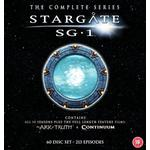 Stargate S.g. 1 - Series 1-10 - Complete (DVD)
