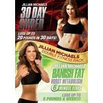 Jillian Michaels Double Fitness Pack 30 Day Shred & Banish (DVD)
