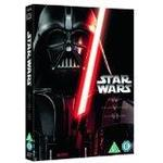 Vi rackarungar Filmer Star Wars Original Trilogy (DVD)