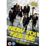 Now You See Me Filmer Now You See Me (DVD)