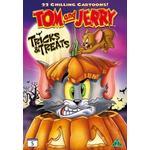 Tom och jerry Filmer Tom & Jerry: Tricks & treats (DVD 2012)