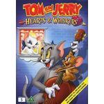 Tom och jerry Filmer Tom & Jerry: Hjärtan och morrhår (DVD 2012)
