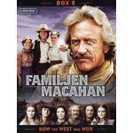 Familjen Macahan Säsong 5 (DVD)