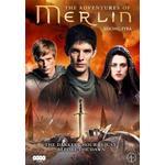 Merlin: Säsong 4 (DVD 2011)