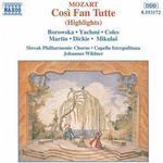 Mozart - Cosi Fan Tutte *Highlights