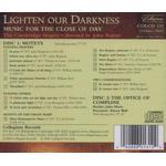 Cambridge Singers - Lighten Our Darkness