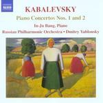 Kabalevsky - Pianokonsert 1/2