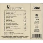 Taize - Resurrexit