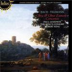 Bach/telemann - Oboe & Oboe D Amore