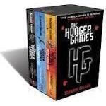 The Hunger Games Trilogy Box Set (Pocket, 2012)