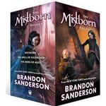 Mistborn Trilogy Set (Pocket, 2009)