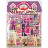 Melissa & Doug Dress-up Puffy Stickers