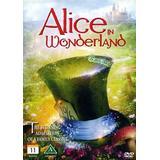 Alice i underlandet blu ray Filmer Alice i Underlandet (1985) (DVD 1985)