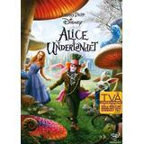 Alice i underlandet blu ray Filmer Alice i Underlandet (DVD 2009)