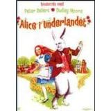 Alice i underlandet blu ray Filmer Alice i Underlandet (1972) (DVD 1972)
