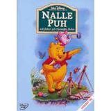 Nalle puh filmer Filmer Nalle Puh och jakten på Christoffer Robin (DVD 1997)
