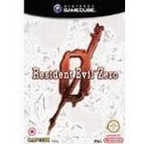 GameCube-spel Resident Evil Zero