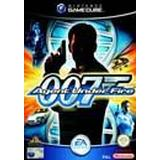 GameCube-spel James Bond 007 : Agent Under Fire