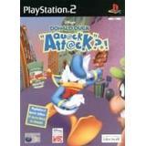 PlayStation 2-spel Donald Duck - Quack Attack