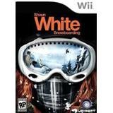 Wii fit Nintendo Wii-spel Shaun White Snowboarding