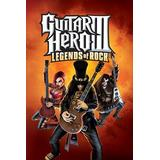 Xbox 360-spel Guitar Hero 3