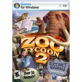 Zoo tycoon PC-spel Zoo Tycoon 2: Extinct Animals Expansion