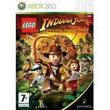 Xbox 360-spel LEGO Indiana Jones: The Original Adventures