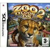Zoo tycoon Nintendo DS-spel Zoo Tycoon 2