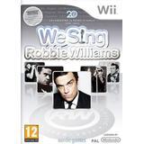 We sing wii Nintendo Wii-spel We Sing Robbie Williams