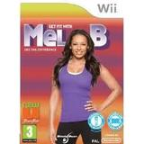 Wii fit Nintendo Wii-spel Get Fit With Mel B