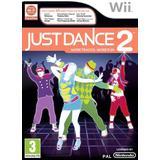 Just dance wii Nintendo Wii-spel Just Dance 2