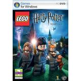 Harry potter xbox PC-spel LEGO Harry Potter: Years 1-4