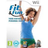 Wii fit Nintendo Wii-spel Fit & Fun