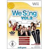 We sing wii Nintendo Wii-spel We Sing Vol. 2 (Incl 2 Microphones)