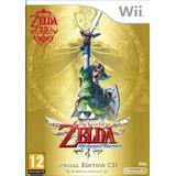 Wii zelda Nintendo Wii-spel The Legend of Zelda: Skyward Sword