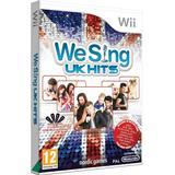 We sing wii Nintendo Wii-spel We Sing: UK Hits