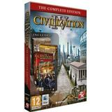 Mac-spel Sid Meier's Civilization 4: The Complete Edition
