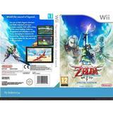 Wii zelda Nintendo Wii-spel The Legend of Zelda: Skyward Sword - Special Edition