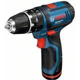 Skruvdragare på rea Bosch GSB 10.8-2-LI Professional (2x2.0Ah)