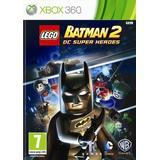 Xbox 360-spel LEGO Batman 2: DC Super Heroes