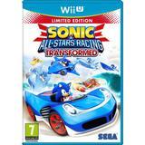 Sonic spel för nintendo wii Nintendo Wii U-spel Sonic & All-Stars Racing Transformed: Limited Edition