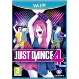 Just dance wii Nintendo Wii U-spel Just Dance 4
