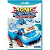 Sonic spel för nintendo wii Nintendo Wii U-spel Sonic & All-stars Racing Transformed