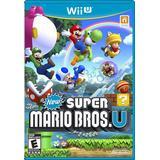 Super mario wii u Nintendo Wii U-spel New Super Mario Bros U