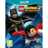 Wii lego Nintendo Wii U-spel LEGO Batman 2: DC Super Heroes